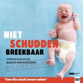 DVD voorlichtingsfilm 'Niet schudden: breekbaar'