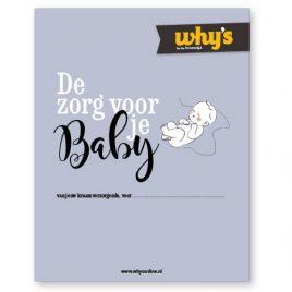 Why's in de Kraamtijd: de verzorging van je baby (doos à 45 stuks)