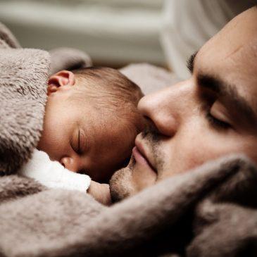 Mannen steeds later vader