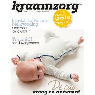 Word lid van het Vakblad Kraamzorg!