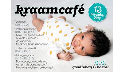 Programma Kraamcafé 13 november