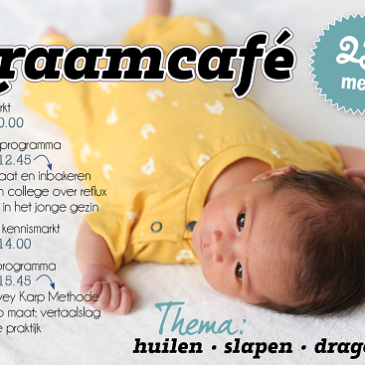 Programma Kraamcafé 23 mei 2019