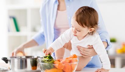 Steeds meer baby's geboren bij alleenstaande moeder