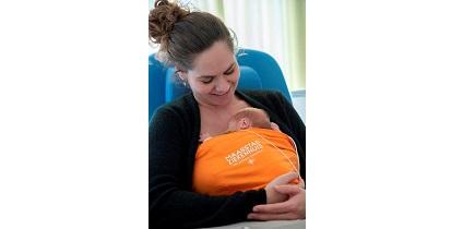 Buideltop voor baby