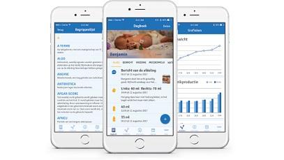 App voor ouders van prenatale kinderen