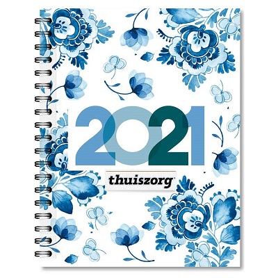 Agenda Vakblad Thuiszorg 2022 cover