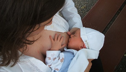 Moedermelk en corona