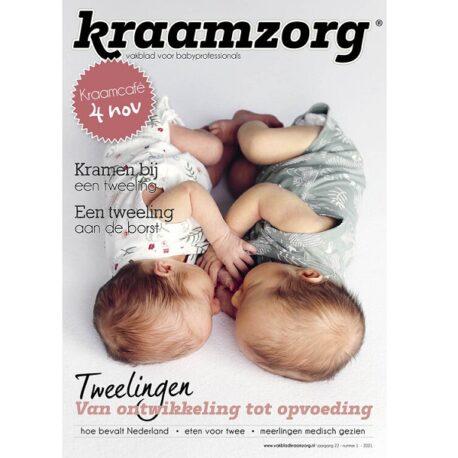 Vakblad Kraamzorg Tweeling Special